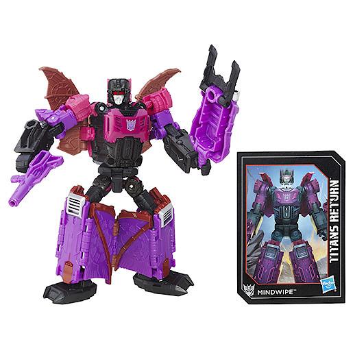 Transformers Generations Deluxe Vorath & Mindwipe Figure