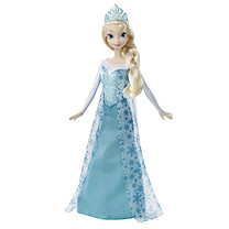 Disney Frozen Sparkle Doll Elsa