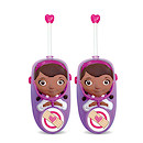 Doc McStuffins Character Walkie Talkies
