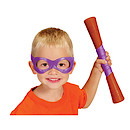 Teenage Mutant Ninja Turtles Half-Shell Heroes Talking Soft Ninja Costume - Donatello