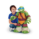 Teenage Mutant Ninja Turtles Mutations Giant Leonardo Playset