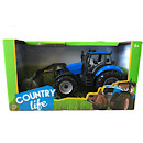 Country Life Tractor - Blue