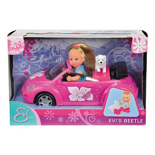 Evi Love Beetle Playset