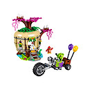 LEGO The Angry Birds Movie Bird Island Egg Heist - 75823