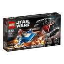 LEGO Star Wars A-Wing™ vs. TIE Silencer™ Microfighters - 75196
