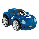 Chicco Turbo Touch Blue Race Car
