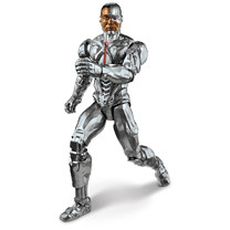 Justice League True Moves Cyborg Figure