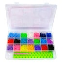 Jacks Loopies Loom Band Storage Case Set - 2000 Loom Bands