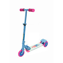 Ozbozz Cosmic Light Up Scooter - Pink