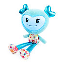 Brightlings Interactive Soft Doll - Teal