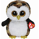 Ty Beanie Boos - 42cm Owliver the Owl Large Soft Toy