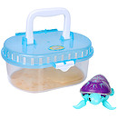 Little Live Pets Turtle Tank with Shine the Crystal Turtle