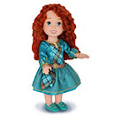 My First Disney Princess Merida Toddler Doll