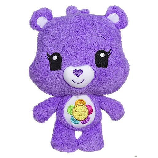 Care Bears Care-a-Lot Friends - Harmony Bear Soft Toy