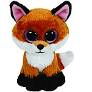 Ty Beanie Boos - Slick the Fox Soft Toy