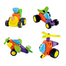 Tomy Toomies Constructables Vehicles