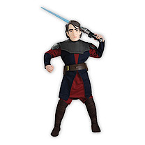 Anakin Skywalker Costume (Age 5-6)