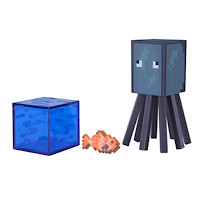 Minecraft Squid Fig