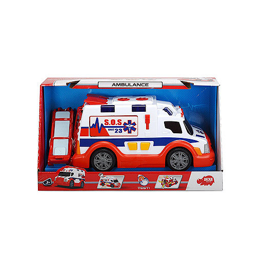 Image of Dickie Ambulance