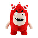 Oddbods 25cm Super Sounds Soft Toy - Fuse