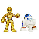 Star Wars Galactic Heroes Figure Two Pack - R2-D2 & C-3PO