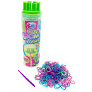 Jacks Loom Tubez with Mini Multi-loom (Colours Vary)
