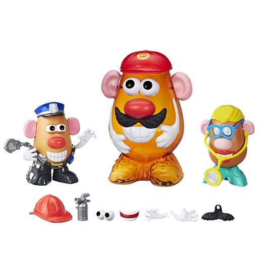 Playskool Mr. Potato Head - Mr. Potato Head Fireman