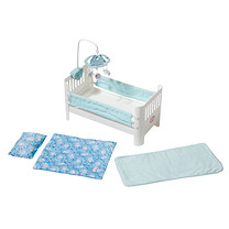 Baby Annabell Brother Baby George Lullaby Bed