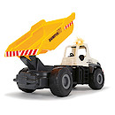 Dump Truck with Lights and Sounds