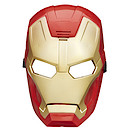 Marvel Avengers Age of Ultron Voice Changer Mask - Iron Man