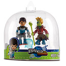 Disney Miles From Tomorrow Two Figure Pack - Miles & Prince Rygan