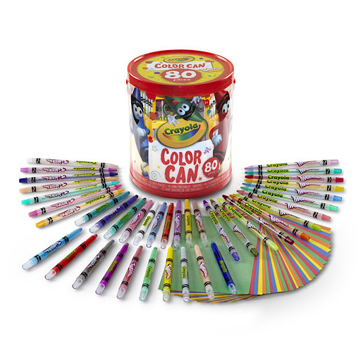 Crayola Twistables Colour Can