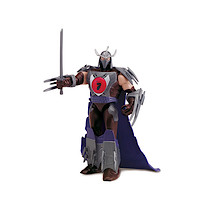 Teenage Mutant Ninja Turtles Hand-to-Hand Fighters - Shredder Figure