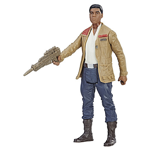 Picture of Star Wars Finn (Resistance Fighter) Force Link Figure