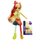 My Little Pony Equestria Girls Rainbow Rocks Cowgirl Apple-Jack Doll