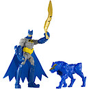 Batman Unlimited Figure - Batman and Blade Wolf