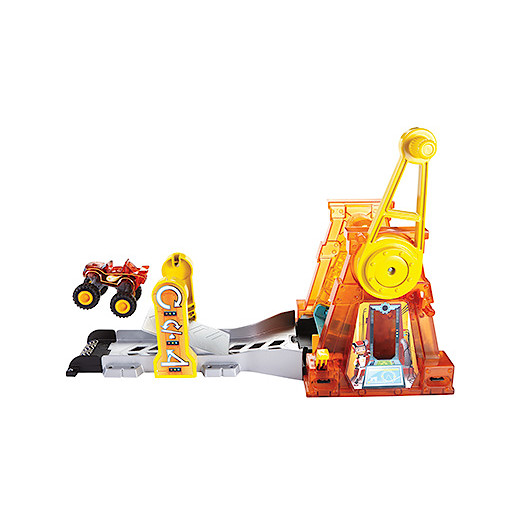 Blaze and the Monster Machines Light & Launch Hyper Loop