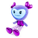 Brightlings Interactive Soft Doll - Purple
