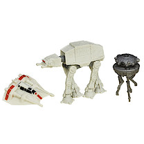 Star Wars Micro Machines Battle of Hoth Set