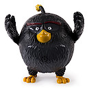 Angry Birds Deluxe Talking Action Figure - Bomb