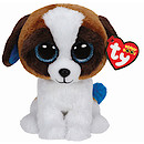 Ty Beanie Boos - Duke the Dog Soft Toy