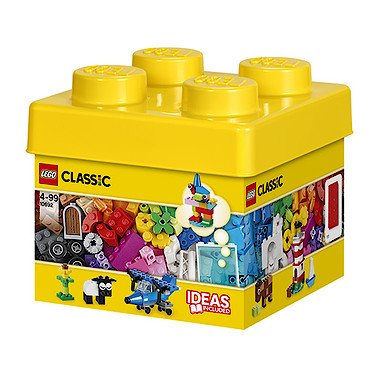 Lego Classic Creative Bricks Box 10692 The Entertainer