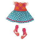 Lalaloopsy Fashion Dress Outfit