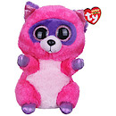 Ty Beanie Boo Buddy - Roxie the Raccoon Soft Toy