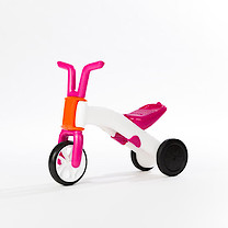 Chillafish Bunzi 2-in-1 Gradual Balance Bike - Pink