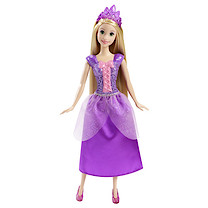 Disney Sparkle Princess - Rapunzel Doll