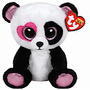 Ty Valentines Beanie Boo - Mandy