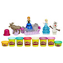 Play-Doh Disney Frozen Sisters Sled Ride Set