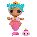 Lalaloopsy Mermaid Baby Doll - Sand E. Starfish