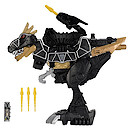 Power Rangers Dino Super Charge Deluxe Black T-Rex Zord Action Figure
